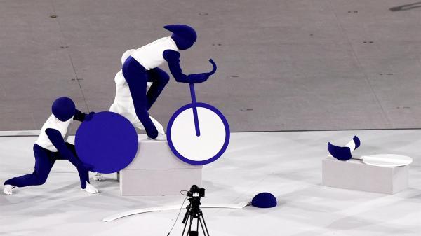 Pictogramas en los Juegos Olímpicos de Tokio 2020