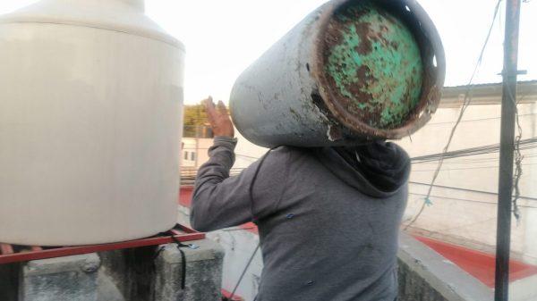 trabajar en Gas Bienestar