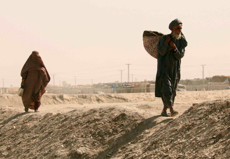 solicitud de refugio de afganos