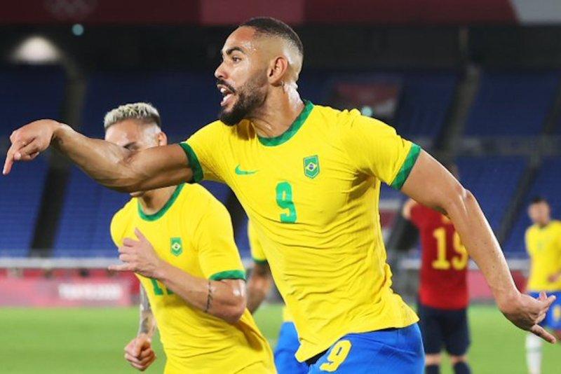 Tokio 2020. Brasil conquista la medalla de oro en futbol tras vencer 2-1 a España