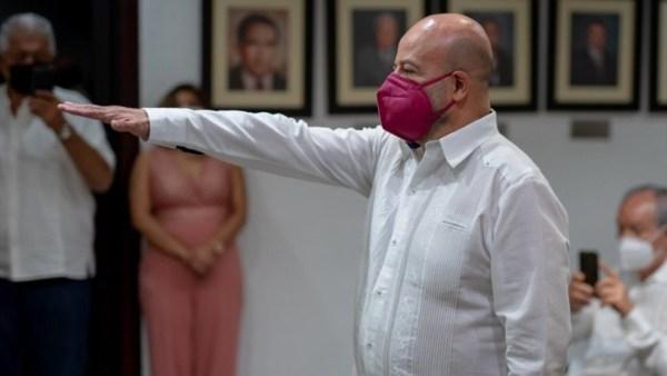 Renato Sales es ratificado como fiscal general de Campeche
