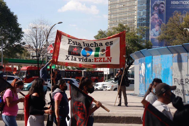 paramilitares EZLN