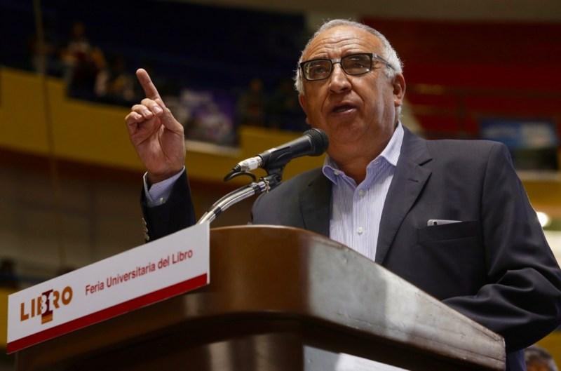 Marco Antonio Alfaro, presidente de la FUL
