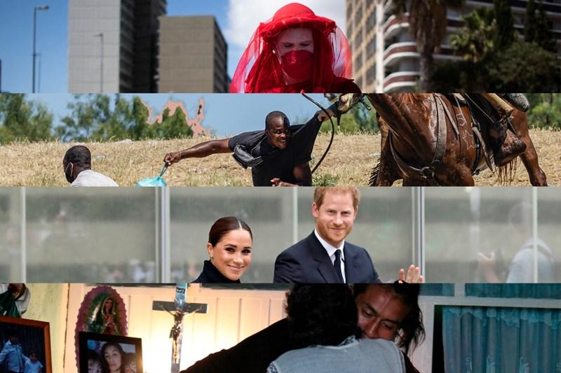 Las fotos que marcaron la semana