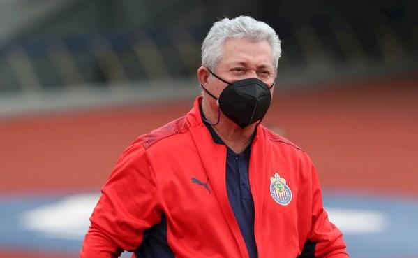 Vucetich fuera de Chivas: anuncian su salida; aún no hay nuevo técnico