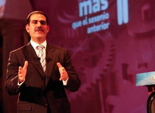 Guillermo Padrés: Caí en el bote por no ceder a los caprichos de Peña Nieto