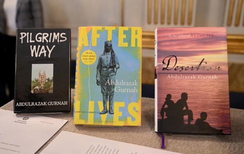 Libros de Abdulrazak Gurnah, premio Nobel de Literatura 2021.