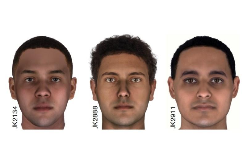 Reconstrucción del rostro de una momia de Egipto