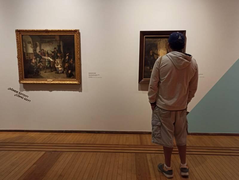 Exposición en el Museo de San Carlos