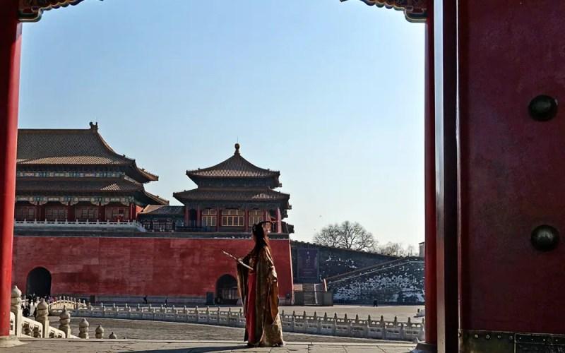PEKIN – la magie de la cité interdite