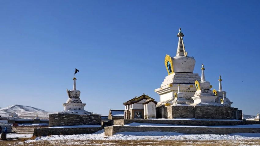 Erdene Zuu Karakorum
