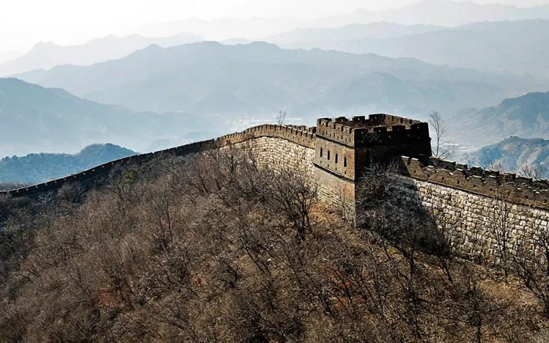Pékin – premiers pas sur la Muraille de Chine