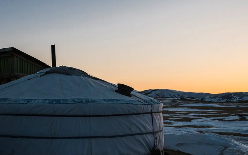 Trésors de la Vallée d'Orkhon – Mongolie
