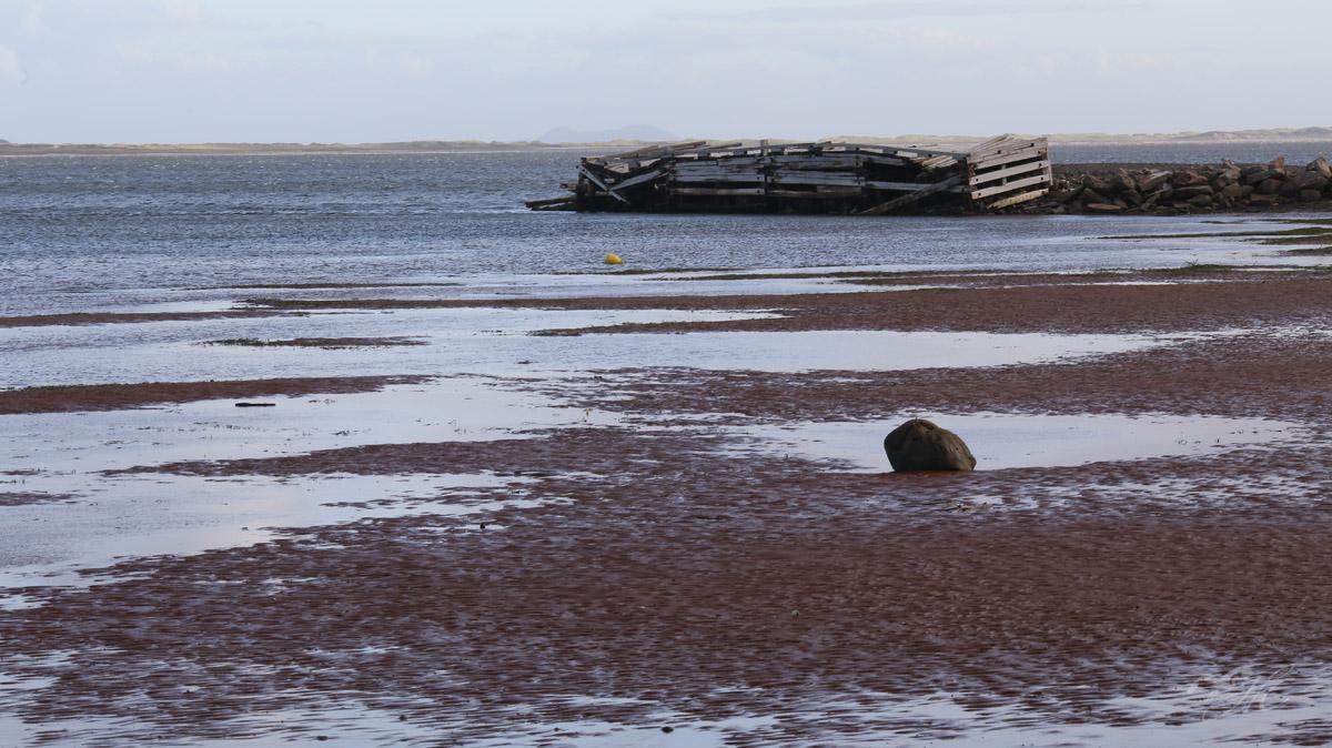 quai sud de Pointe-aux-Loups