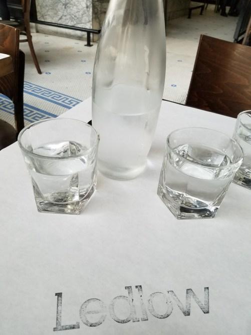 Ledlow Table