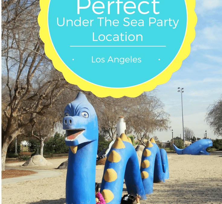 Under The Sea Party in Los Angeles