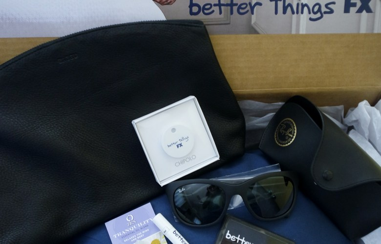 Better Things FX Gift Basket