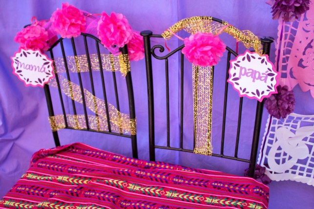 Colorful Fiesta Theme Baby Shower