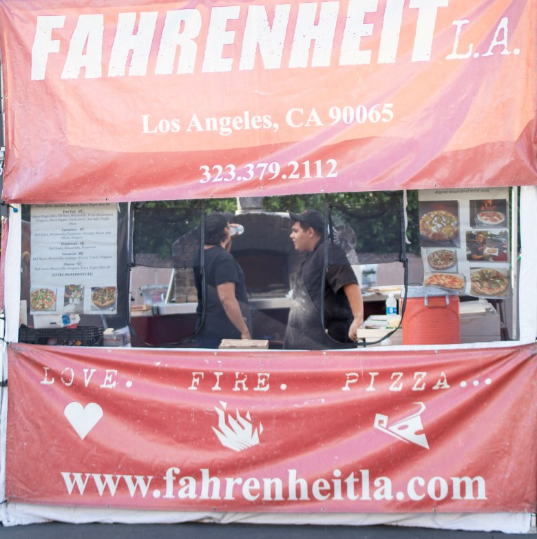 Wood Fired Pizza Catering in Los Angeles