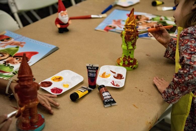 Gnome Paint Party