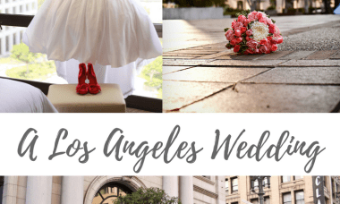 A Los Angeles Wedding