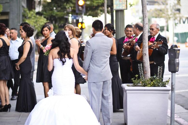 DTLA Wedding