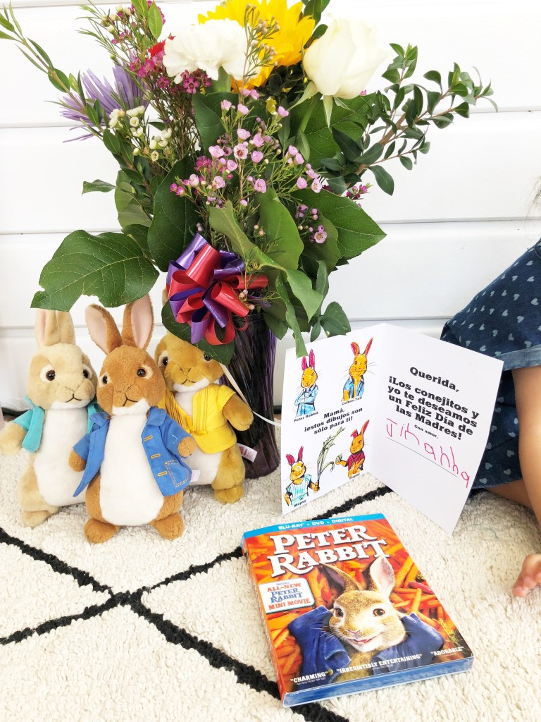 peter rabbit Mother's Day Gift