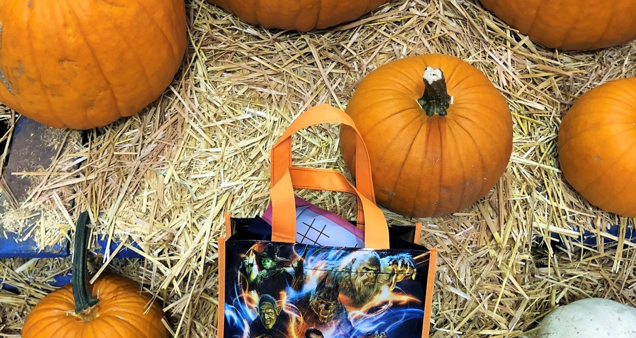 Montebello Pumpkin Patch for Goosebumps 2 Haunted Halloween Party