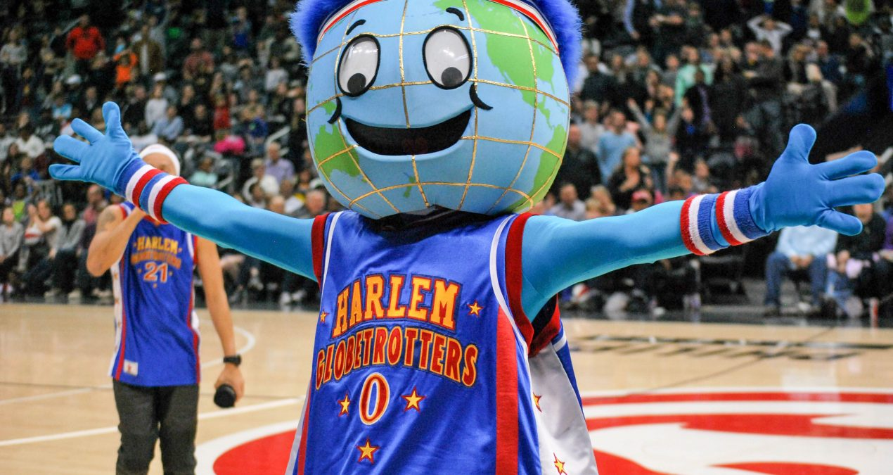 Harlem Globetrotters in L.A