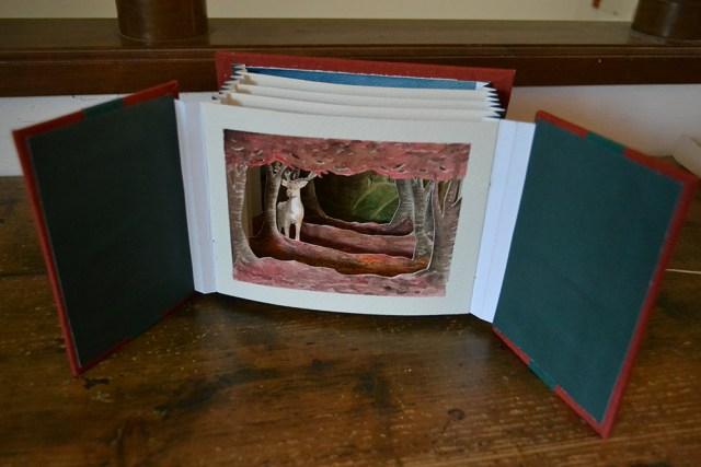 pratomagno tunnel book la mandragola