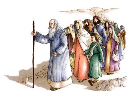 Exode du peuple d'Israël