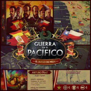 Guerra en el Pacífico, el juego