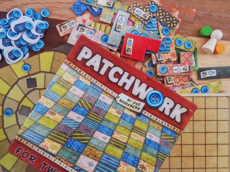 Patchwork y sus componentes