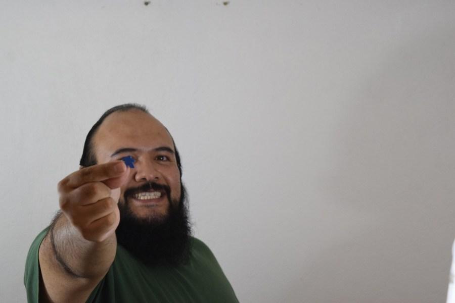 Jaime Collepardo, la voz de DeMesa