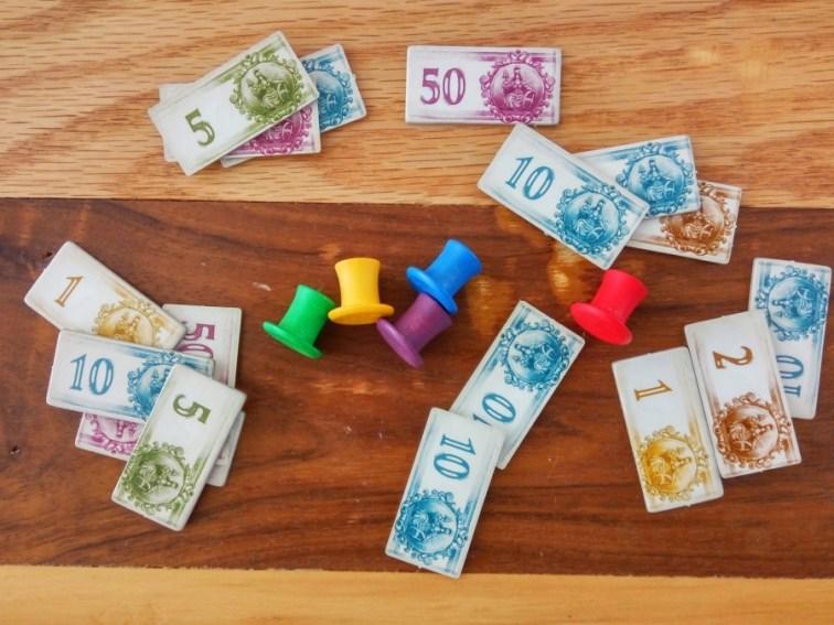 Peones y billetes de Last Will