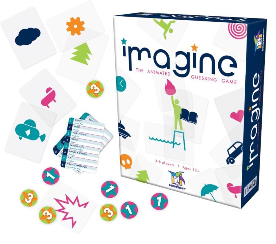 Imagine - Mensa Select 2017