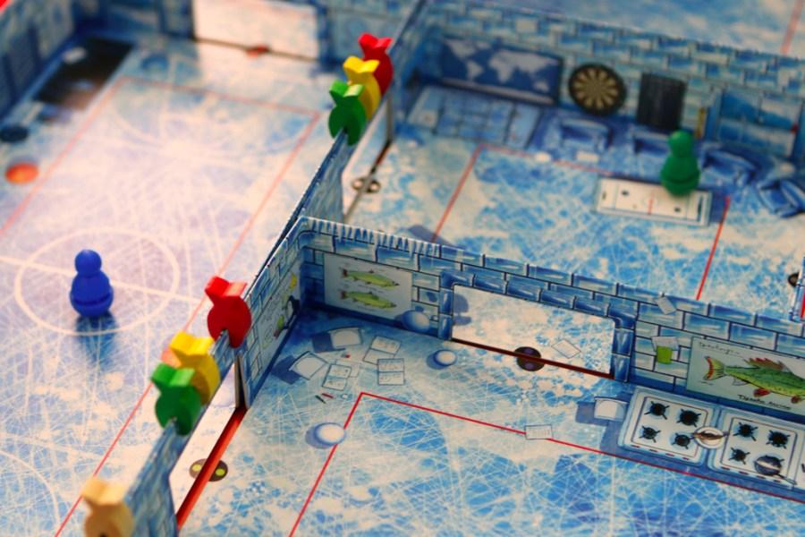 Ice Cool en acción