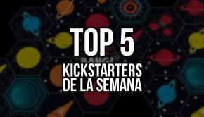 Top Kickstarters de la Semana