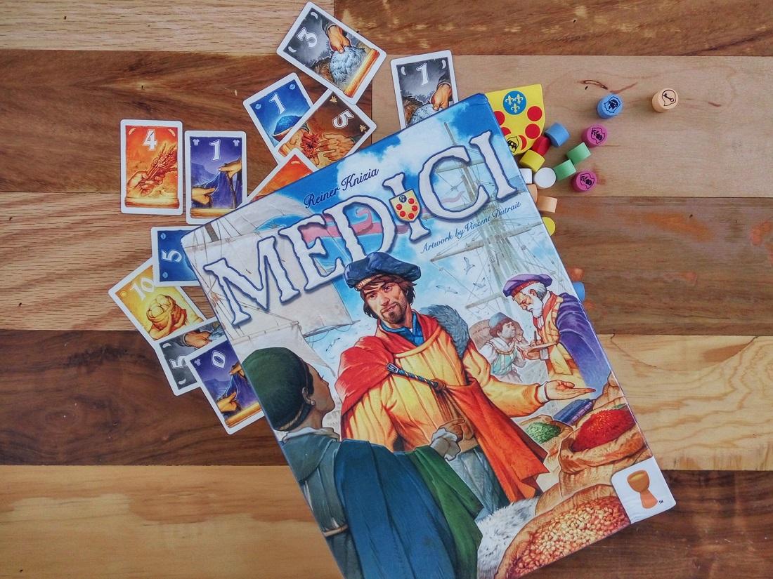 Medici: subastas, comercio y elegancia