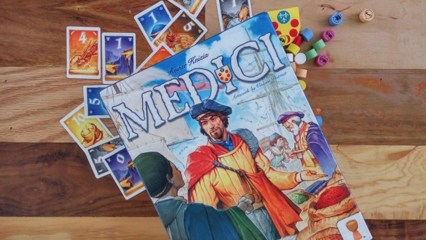 Medici, de Reiner Knizia