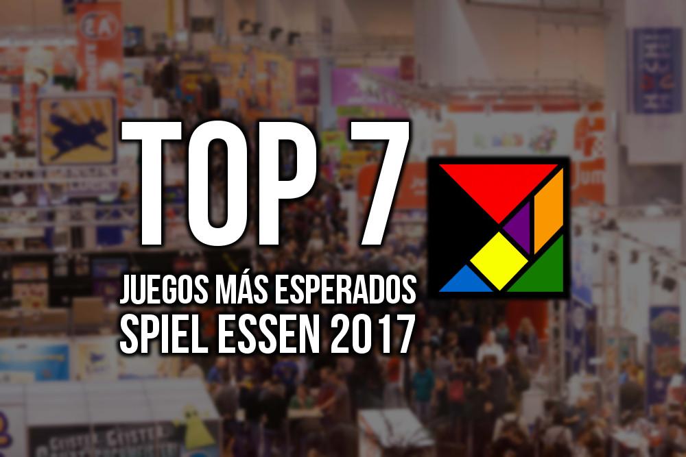 Top 7 juegos más esperados para Spiel Essen 2017