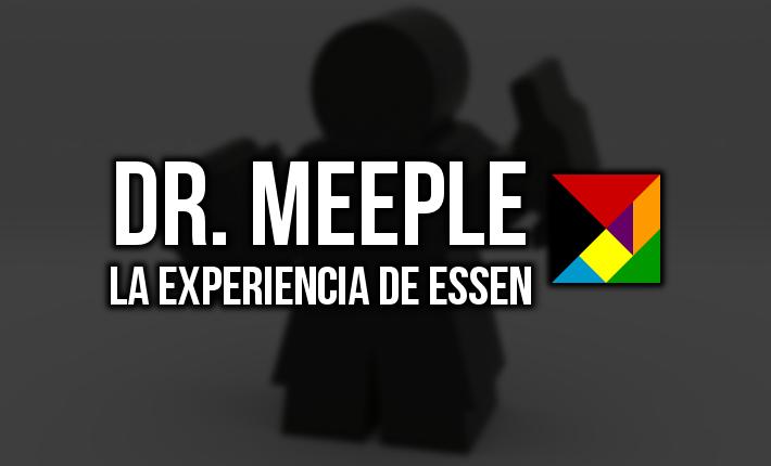 Dr. Meeple: la experiencia de Essen