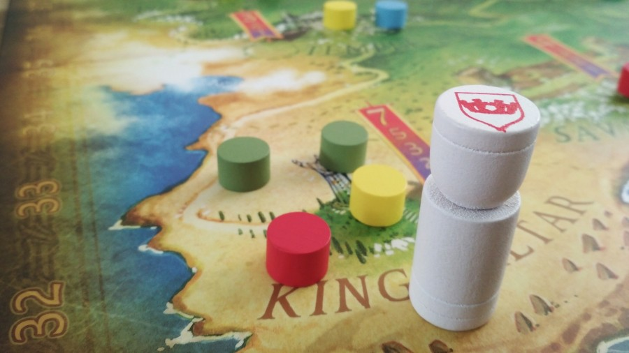 King's Road - Juego