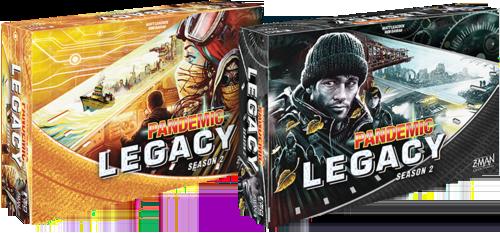 Pandemic Legacy S2