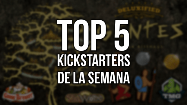 Kickstarters de la Semana - Gentes