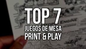 Print & Play