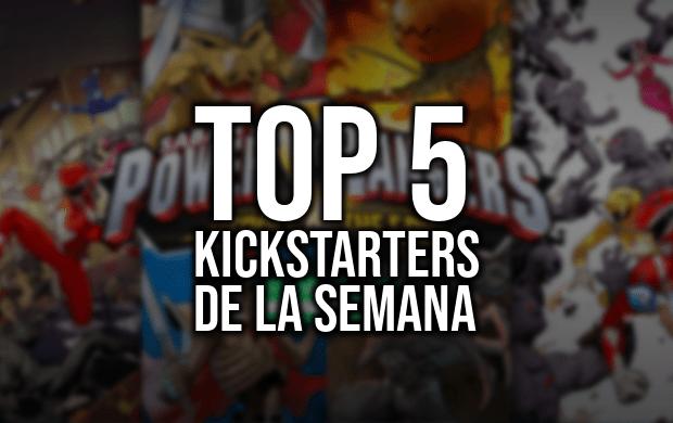 Top 5 Kickstarters de la Semana (21/08/2018)