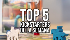 Kickstarters de la Semana