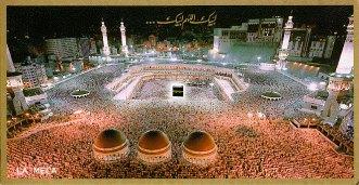 ¿Por qué peregrinan los musulmanes a la Meca?