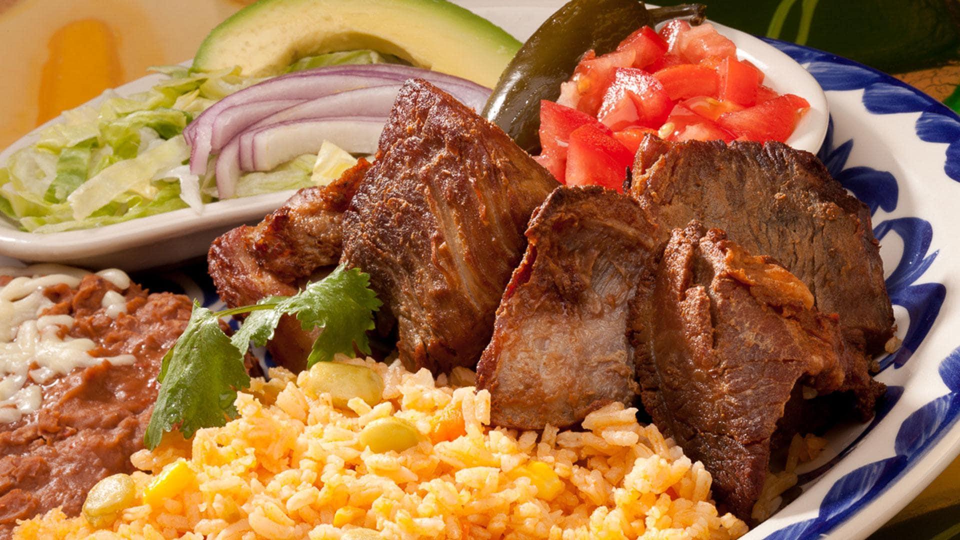Menu  Authentic Mexican Cuisine  La Mesa Mexican Restaurant